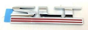 Dodge RAM 1500 2500 Durango SLT chrome rear tailgate Nameplate Emblem Badge OEM