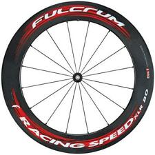 Fulcrum Racing Speed XLR 80mm Carbon Fiber Wheels - Shimano Freehub