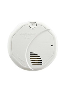 First Alert BRK 3120B-6 Hardwired Photoelectric and Ionization Smoke Alarm with