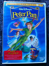 PETER PAN (1999, Limited Issue NEW) - R1 - US Import - Region 1 - factory sealed