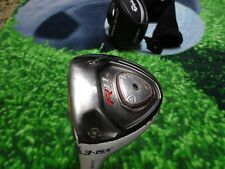 "LH TaylorMade R11 S 15.5* 3 Fairway Wood R-Flex R.I.P Phenom Graphite 43"" W/Tool"
