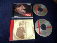 2 CDs Leonard Cohen Best Of Greatest Hits & Various Positions So Long Marianne