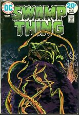 Swamp Thing 8 HOT FIRST SERIES Bernie Wrightson 1973 DC Comics Len Wein Lurker