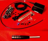 Rostra 250-1223 Universal Cruise Control Kit with 3032 Cut Off Handle & 4165