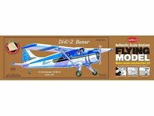 Balsa Wood Flying Model Airplane Guillow's DHC-2 Beaver, Bush Pilot GUI-305