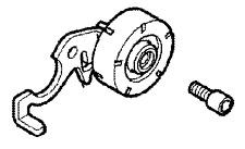 VAUXHALL amortiguador ligero-ORIGINAL-93175247