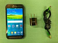 Samsung Galaxy S5 Active SM-G870A - 16GB - Titanium Gray (AT&T unlocked) 30 dyas