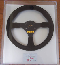 Ayrton Senna MOMO Steering Lotus 97T 98T 99T HONDA Limited replica