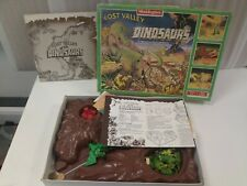 Lost Valley Of The Dinosaurs 1985 Waddingtons Vintage Board Game Complete #795
