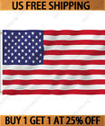 3x5' Foot American US Flag USA Flags Polyester Stars & Stripes Outdoor