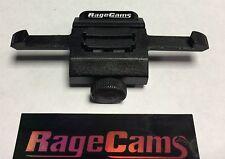 RageCams Military Sniper Picatinny Mount For Contour HD GPS Roam Roam3 Camera's