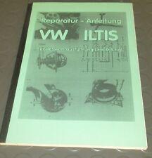 Reparatur Anleitung VW 183 Iltis nicht original