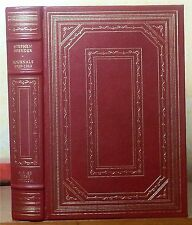 Stephen Spender Journals 1939 - 1983, Franklin Library, Signed Limited 1st Editi