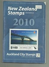 2010   NEW ZEALAND  STAMPS CATALOGUE 33rd EDITION