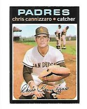 CHRIS CANNIZZARO 1971 TOPPS #426 NRMT SAN DIEGO PADRES FREE COMBINED SHIPPING