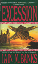 Excession - Iain M. Banks - Paperback Edition