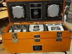 Spirit of St.Louis Charles Lindbergh AM/FM, CD, Cassette Field CD MK II Radio A1