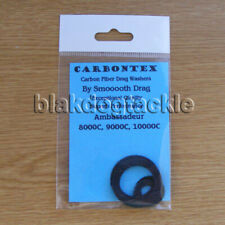 Carbontex Drag Washer Kit to fit ABU 8000/9000/10000C