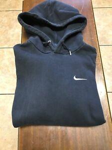 Nike L/S hooded sweatshirt size L black