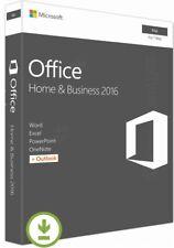 🔥Microsoft Office 2016 Home and Business für MAC /Key zur ONLINE Aktivierung 🔥