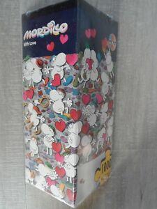 Mordillo With Love Heye Jigsaw Puzzle Sealed Free P & P