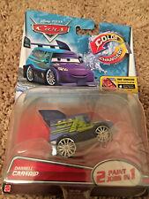 Disney Pixar Cars Color Changer DJ (Error Misprint) New In Packaging