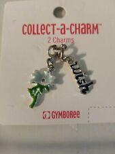 Gymboree Collect A Charm Jewelry Dandelion Wish Flower Spring Gem Daisy