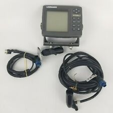 Lowrance X135 Fishfinder With Transducer & Power Cord