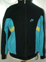 Nike  Black And Blue Just Do It Oregon Tracksuit Top Chest 44/46inch