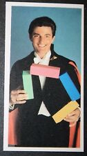 Magic Trick   Balancing Boxes Trick     Vintage Card # VGC
