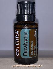 doTERRA Eucalyptus Oil 15 ml NEW Exp.2022/02