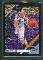 2019-20 Joe Ingles 06/39 Panini Donruss Optic Black Velocity #69