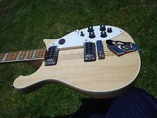 2016 Rickenbacker 620 Mapleglo Electric Guitar 6 String - Near MINT