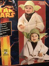 Star Wars Yoda Costume Toddler (2-4) Free Shipping