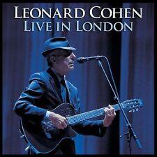 Leonard Cohen Live in London 3 X 180gsm Audiophile Vinyl LP and