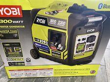 Ryobi Bluetooth 2300 Watt Inverter Generator RYI2322VNM