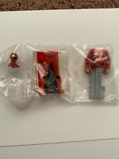 Gokaiger Red Hurricaneger Ranger key, Bandai of Japan, Gashapon, Power Rangers
