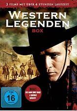 JAMES/DOUGLAS,KIRK CAAN - WESTERN LEGENDEN-BOX EDITION (3 FILME)   DVD NEU