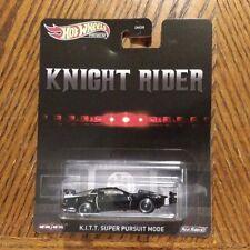 K.I.T.T Super Pursuit Mode - Knight Rider Replica Entertainment - Hot Wheels Pre