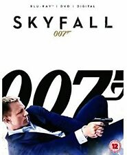 Skyfall [Blu-ray], , Used; Very Good Blu-ray