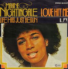 "MAXINE NIGHTINGALE – Love Hit Me (1977 SOUL VINYL SINGLE 7"" GERMAN PS)"