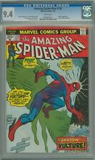 SPIDER-MAN 128 CGC 9.4 WHITE PAGE NICE BOOK  VULTURE APPERANCE