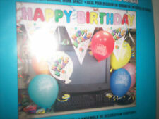 Office Decoration Party Kit - Perfect for Office Birthday Fun - just add desk