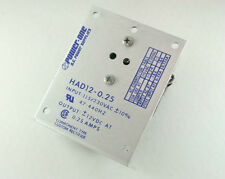 New Power-One HAD12-0.25 230V .25A at 12V DC Linear Power Supply