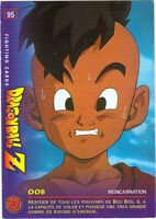 DRAGON BALL Z - Fighting cards n° 95 - OOB