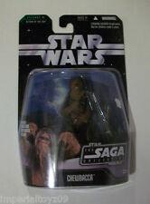 STAR WARS 2006 SAGA COLLECTION CHEWBACCA #005  FREE SHIPPING!!