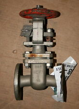 """3/4"""" Stockham 150# Stainless Steel SS Flanged Gate Valve 15-ORF"""