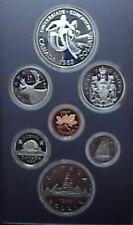 1983 Canada Proof Double Dollar Set