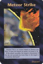 ILLUMINATI:New World Order-Steve Jackson-Lot 198-1 Card