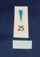 "#112 Corgi Transfers for 150s Racers ""No 25 + Vanwall"""